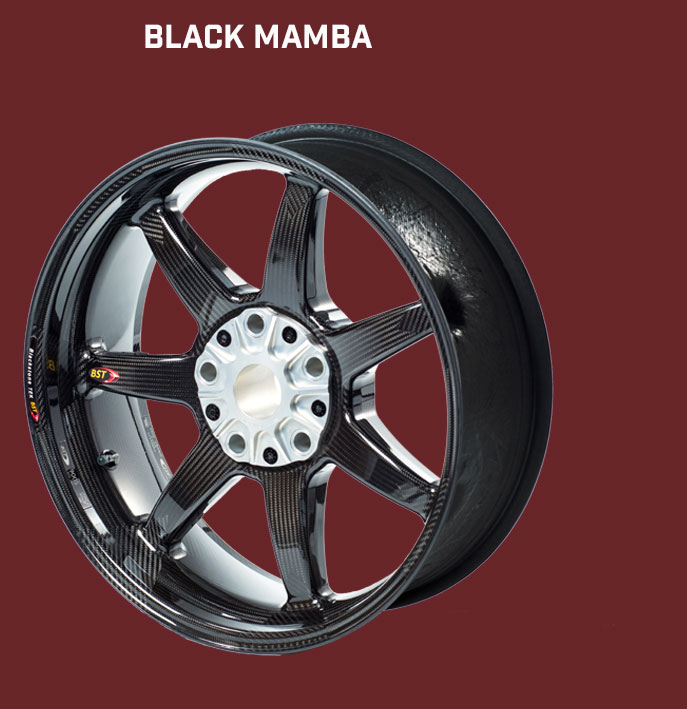 BST Carbonfelge Black Mamba